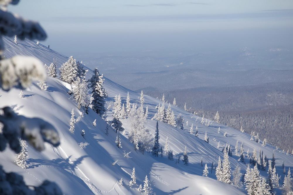 Winter Season 2015 2016 Skiing In Russia