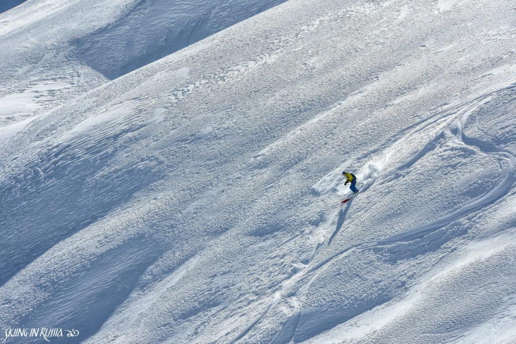 svaneti ski resort